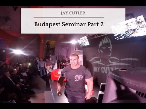 Jay Cutler in Budapest Part 2