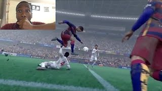 FIFA 18 Official Gameplay Trailer - LEAKED Trailer!/ (PS4/XBOX ONE/PC)