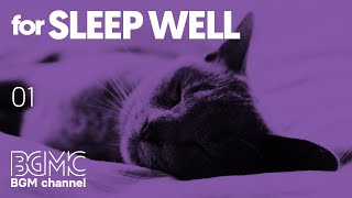 8 Hours Relaxing Music for Stress Relief - Music for Deep Sleep, Meditation - Beat Insomnia
