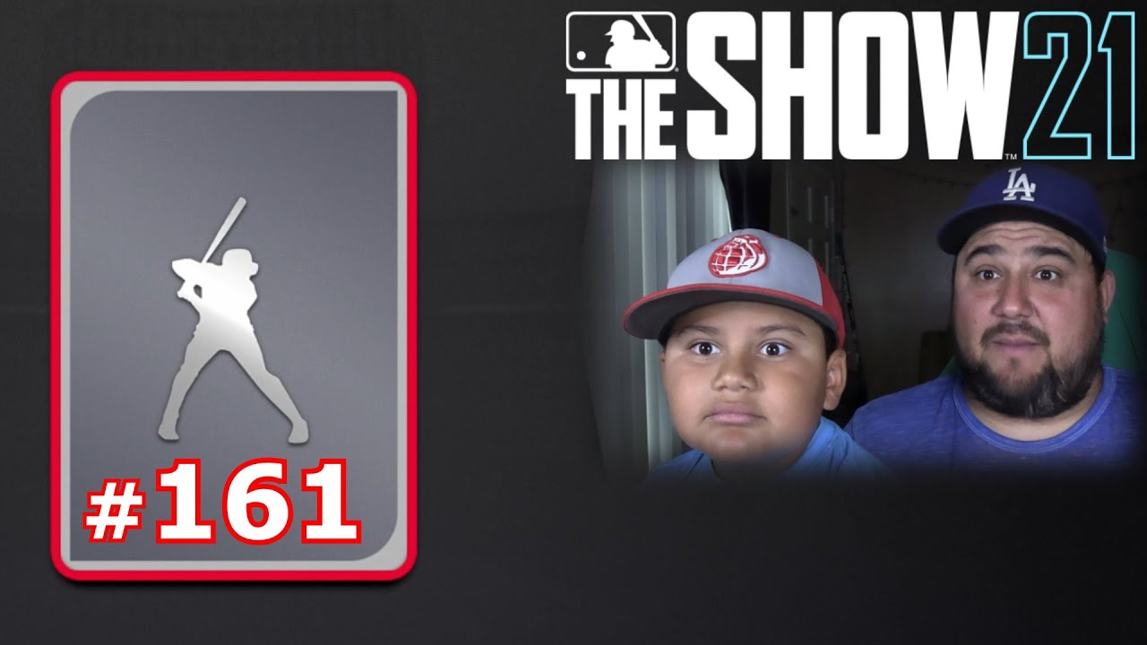 LUMPY AND I ARE SHOCKED WITH THIS PACK OPENING! | MLB The Show 21 | DIAMOND DYNASTY #161