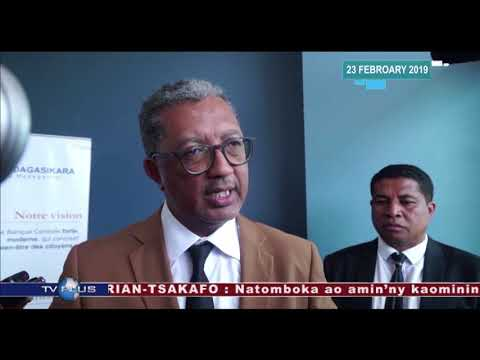 VAOVAO DU 23 FEVRIER 2019 BY TV PLUS MADAGASCAR
