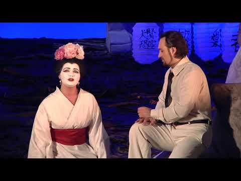 Puccini - Madama Butterfly - Roman Arndt, Olga Shurshina, Bimba, bimba non piangere