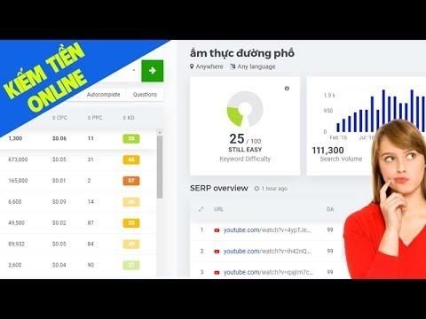 Cách Tìm Từ Khóa Làm Video Youtube – Tìm Chủ Đề Ngách Nhiều View Ít Người Biết