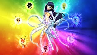 All Superpowers Combined Mari As All The Powers Holder New Magic Abilities Speedpaint