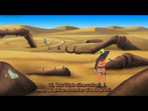 「FULL」Naruto OVA 9 Ujian Chunin Naruto vs Konohamaru (sub indo)