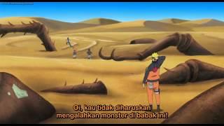Naruto Ova 9 Ujian Chunin Naruto vs Konohamaru sub indo