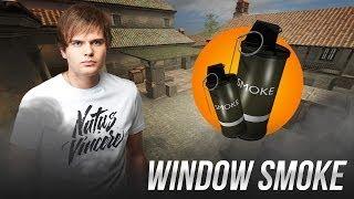 Видео Урок: Новый смок в окно от ceh9 (New smoke into the window)