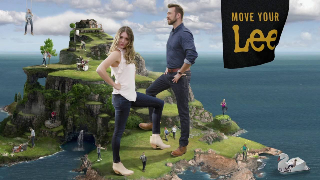 lee jeans ad
