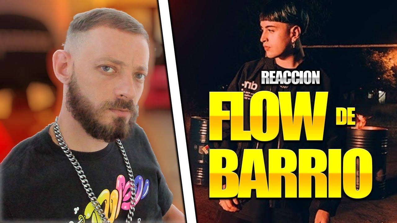 DTOKE REACCIONA A Tiago PZK - Flow de Barrio (Video Oficial) 🎵🎵