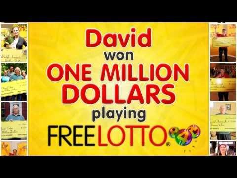 Meet David Arnott, FreeLotto®