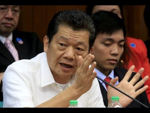 Latest News! April 5 Money Laundering In The Philippines, Senate Blue Ribbon Probe