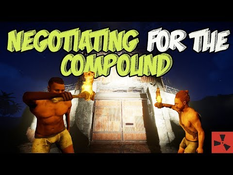 CLAN who BETRAYED want to NEGOTIATE // RUST Part 2 thumbnail