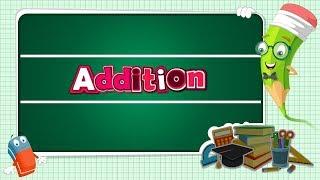 Basic addition for kids   Math for kids   Basic Maths   Addition