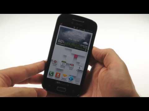 New Phone - Samsung Galaxy S Relay 4G User Interface.mp4