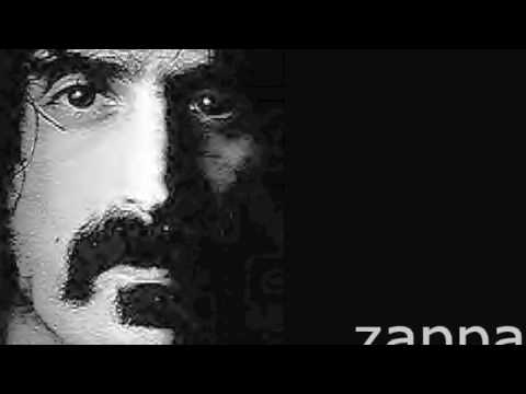 Frank Zappa Don't Eat The Yellow Snow