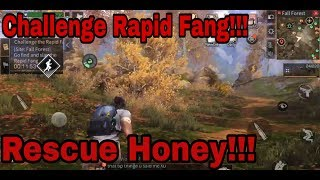 CHALLENGING RAPID FANG!! RESCUE HONEY MISSIONS!!! Life After.mp3
