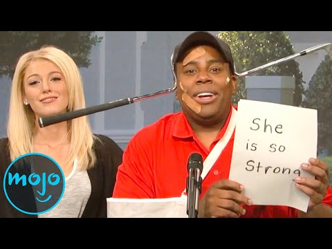 Top 10 Most Controversial Saturday Night Live Sketches!