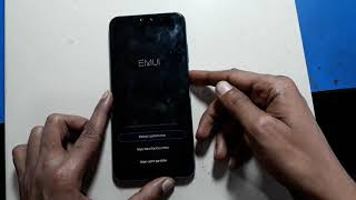How To Hard Reset Huawei Y9 2019 Finger Lock Remove Pattern