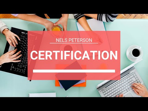 Certified Outdoor Lighting Designer COLD / AOLP Certifications | Nels Peterson