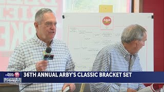Bracket set for 36th annual Arby's Classic
