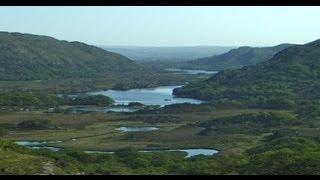 Killarney and the Laune River; County Kerry, Ireland