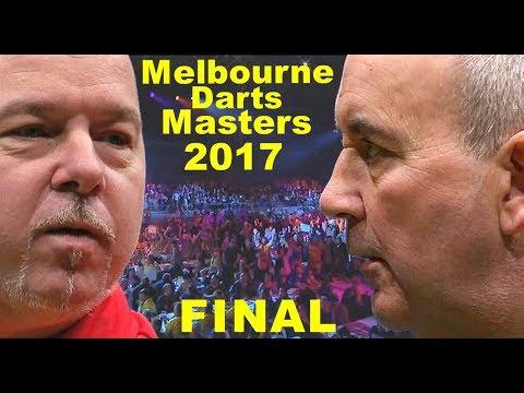 Wright v Taylor FINAL 2017 Melbourne Darts Masters