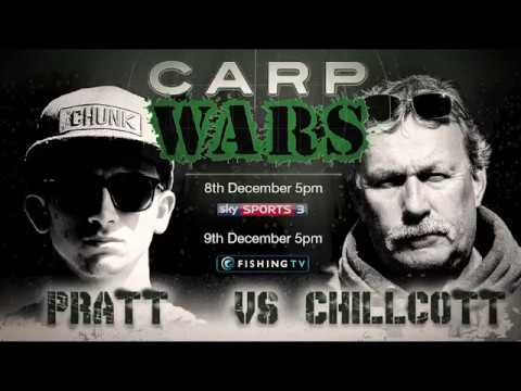 Carp Wars Episode 2 - Ian Chilcott vs Harry Pratt