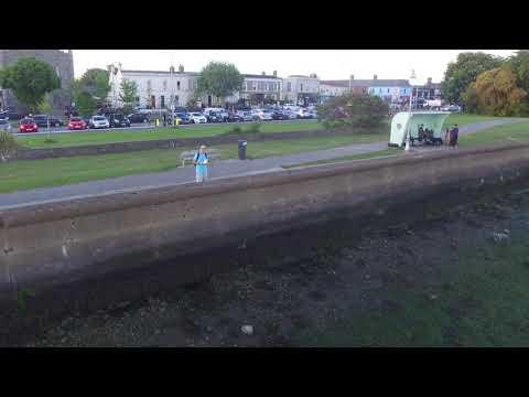 Clontarf - Dublin Drone Footage