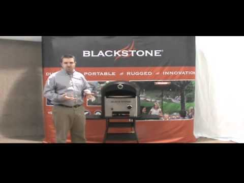 Blackstone Patio/Pizza Oven Introduction