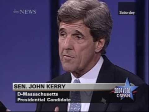 Democratic Presidential Debate 5/3/03