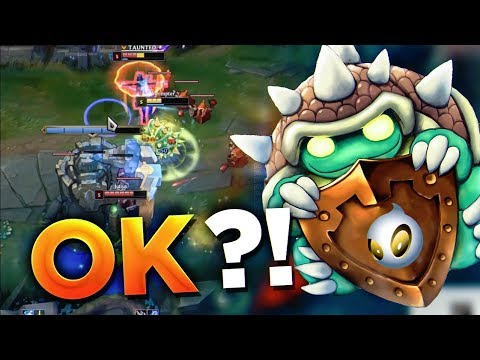 Scarra - OK?! (HOW TO NOT DIVE A RAMMUS)