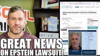 Great News on the Epstein Lawsuit! | Mike Cernovich