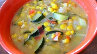 Stay Fit Sunday | Harvest Vegetable Soup