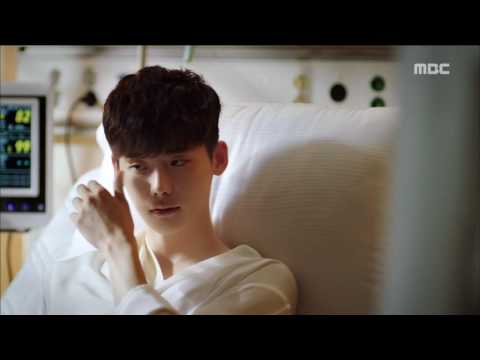"[W] ep.08 ""Please forget me"", awake from Lee Jong-suk´s sleep 20160817"