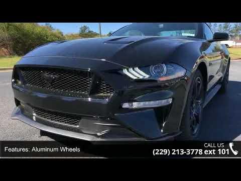Sunbelt Ford Albany Ga >> 2018 Ford Mustang Gt Premium Albany Ga Sunbelt Ford L