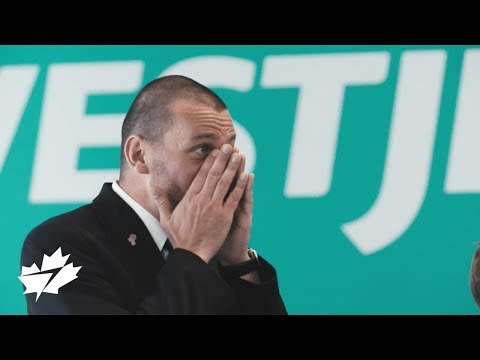 WestJet Connections: Share happiness