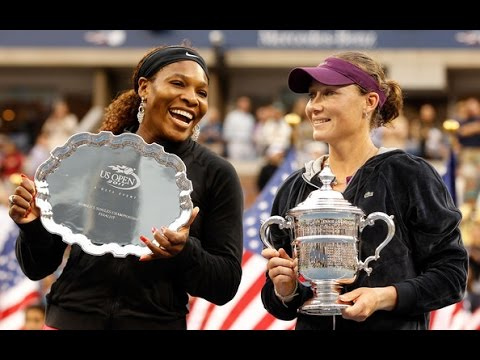 Sam Stosur VS Serena Williams Highlight 2011 F