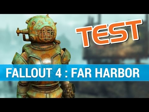 Fallout 4 TEST : Far Harbor, un DLC solide