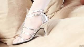 038 Legs In High Heels And Stockings Ноги на высоких каблуках и в чулках