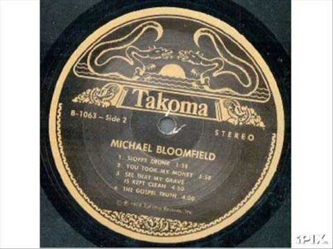Michael Bloomfield 1978 Full Album