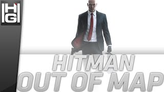 Hitman - Glitch Out of Map