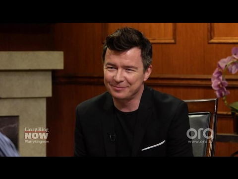 If You Only Knew: Rick Astley | Larry King Now | Ora.TV