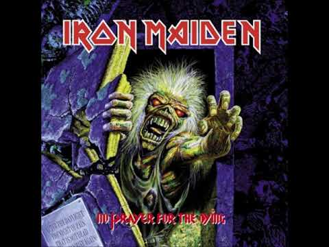Iron Maiden - No Prayer For The Dying (1990) Full Album HQ