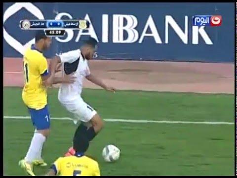 ملخص مباراة الاسماعيلي وطلائع الجيش 0-0 بتعليق حاتم بطيشة HD