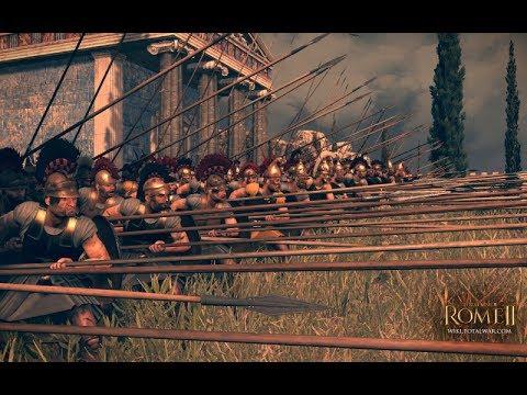 Total War Rome 2: Seleucid Faction Unit Overview