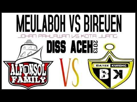 Diss Aceh (Meulaboh VS Bireuen)