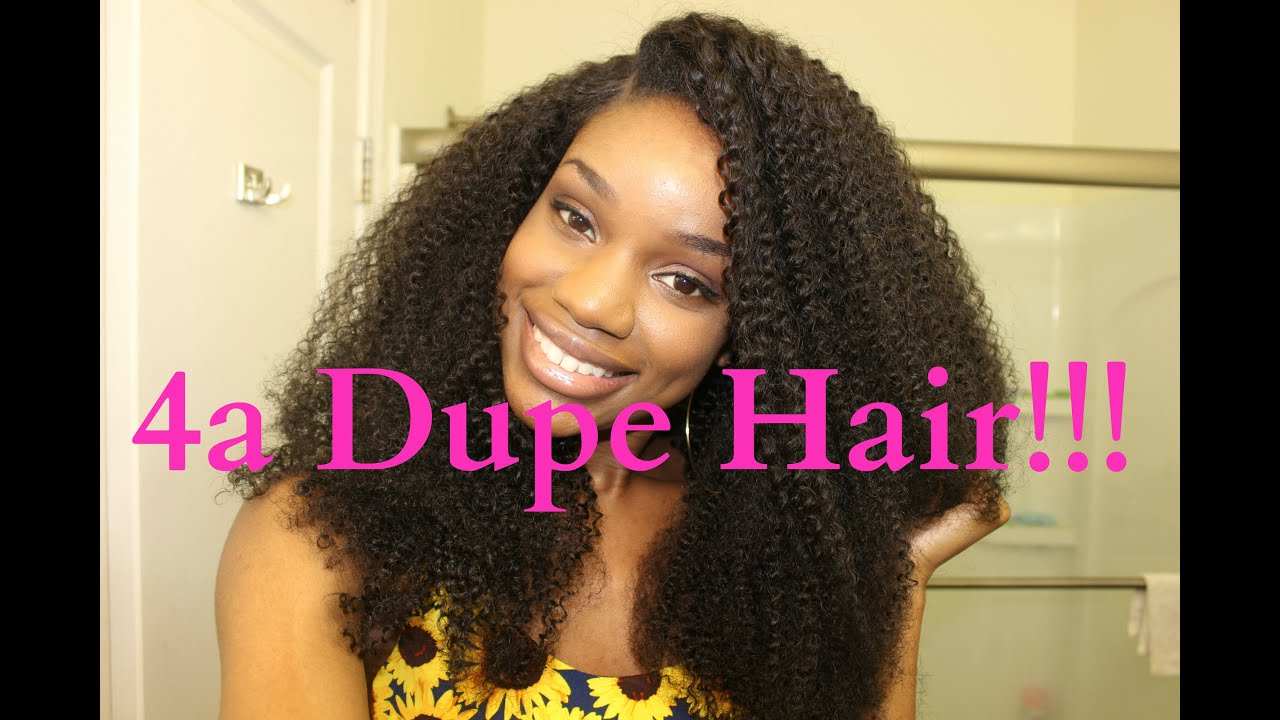 Watch Me Work This Kinky Curly 4a Hair! Divaswigs.com Cst023 Garcelle ...