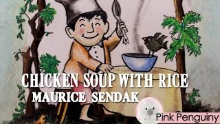 [Animated] Chicken Soup with Rice by Maurice Sendak | Read Aloud Books for Children!
