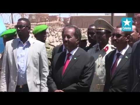 EUROPEAN UNION DELEGATION OFFICE TO OPEN IN SOMALIA