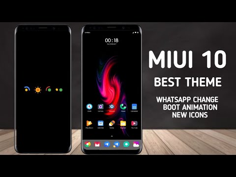 Top 4¡ PowreFul Themes On MiUi 10 2019 by - Myhiton